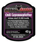 Chili-Cayennepfeffer